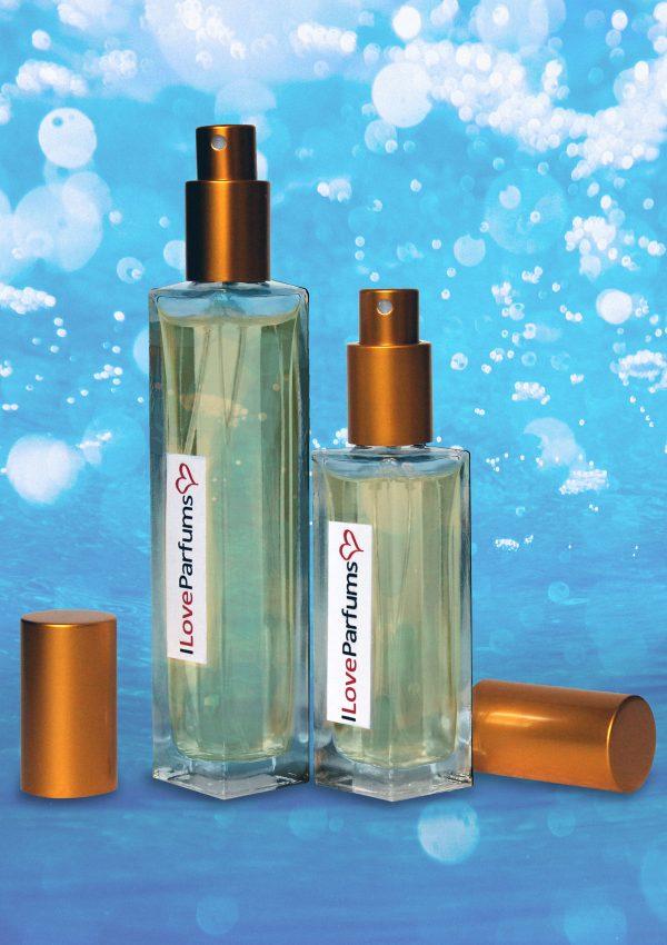 vodový dámský parfém
