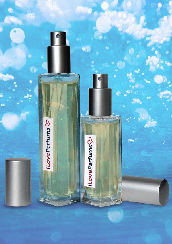 citrusový pánský parfém