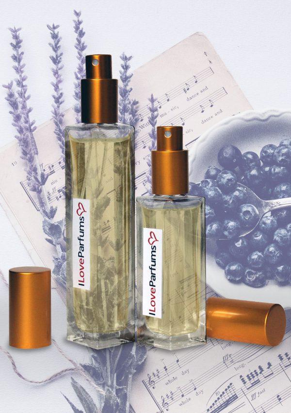 aromatický dámský parfém