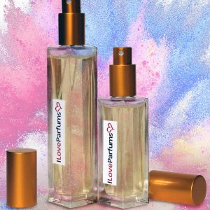 pudrový dámský parfém