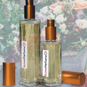 květinový parfém