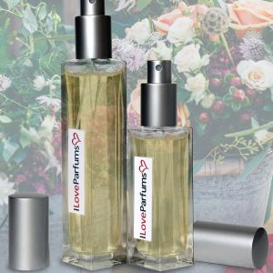 květinový pánský parfém