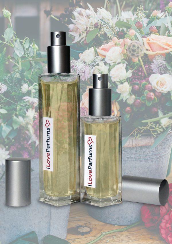 květinový dámský parfém