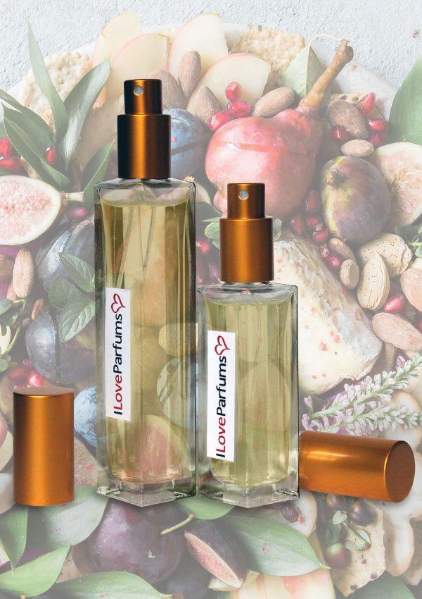 ovocná dámský parfém