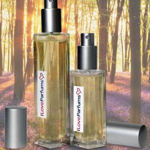 dřevitá pánský parfém