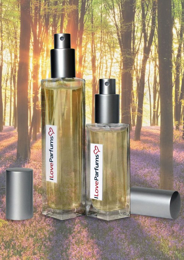 dřevitý pánský parfém