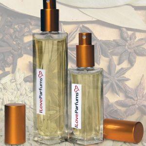 kořeněný dámský parfém